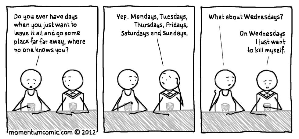bad days
