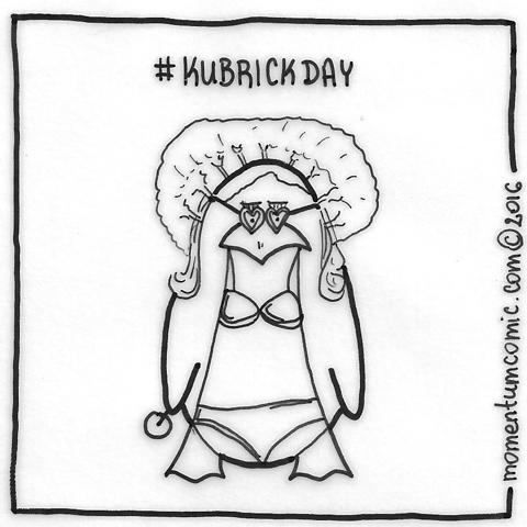 Kubrick day #5