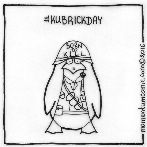 Kubrick day #6