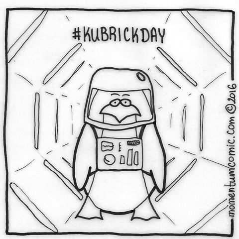 Kubrick day #4